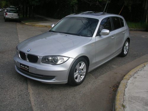 bmw 120 5ptas steptronic 2010