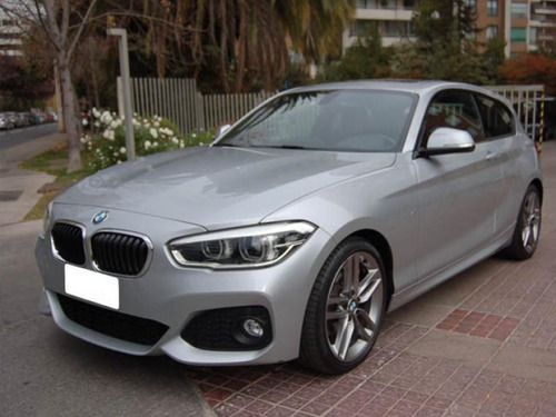 bmw 120 i sport 1.6 aut. look m 2016