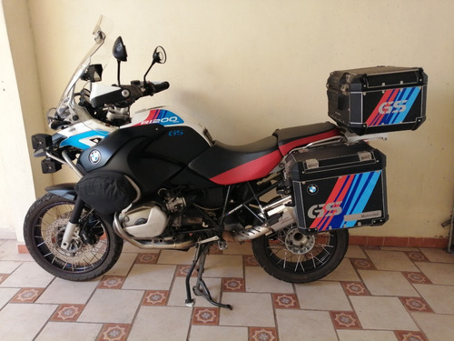 bmw 1200 gs adventure 2008