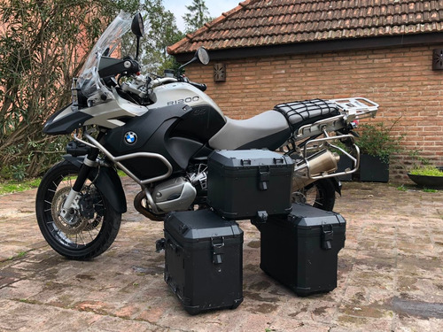 bmw 1200 gs adventure ..lista para viajar
