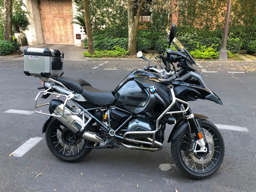bmw 1200 gs adventure triple black