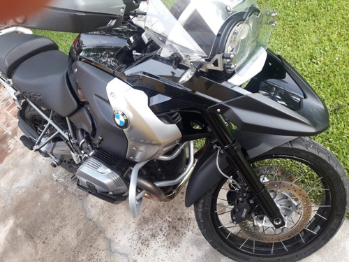 bmw 1200 gs triple black