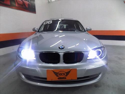 bmw 120i 2.0 16v gasolina 4p automatico