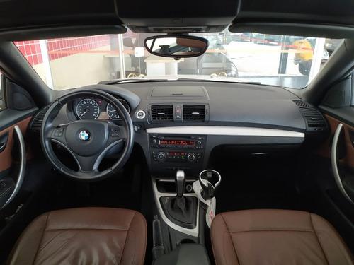 bmw 120i 2.0 cabriolet 16v gasolina 2p automático