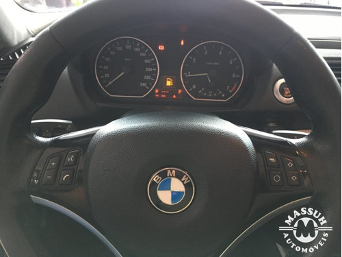 bmw 120i 2.0 hatch 16v gasolina 4p automático