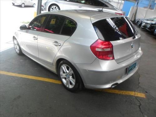 bmw 120i 2.0 top hatch 16v gasolina 2p automatico