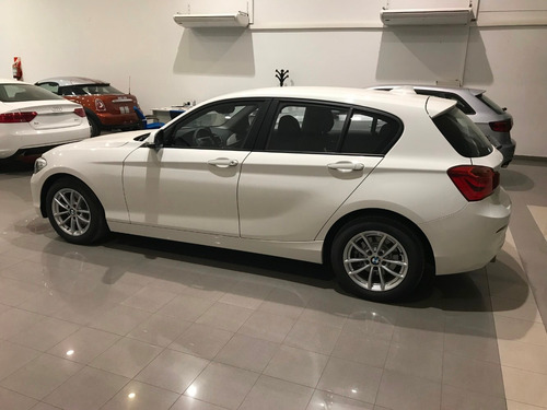 bmw 120i 5 puertas - 0 km - 2017 - dolar oficial - 177 hp
