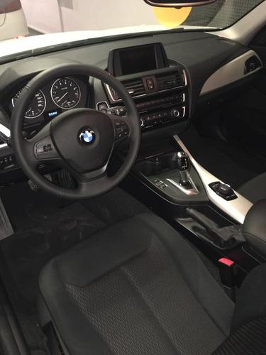 bmw 120i active automatico - 3 puertas coupe - 0 km - 2017