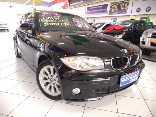 bmw 120i hatch 4 portas