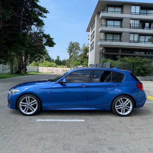 bmw 120i m package serie 1 177cv