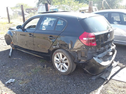 bmw 120i modelo 2008 accidentado