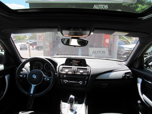 bmw 120i paquete m turbo hatchback at sec cc1600