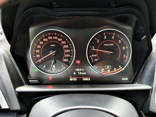 bmw 125i 2.0 m sport 16v flex 4p automático