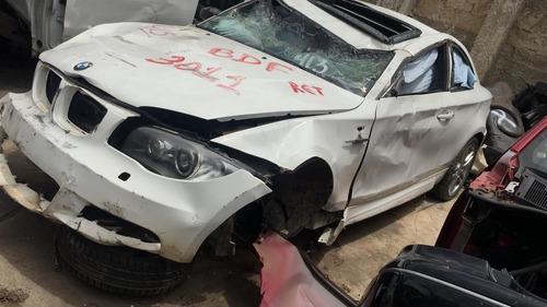 bmw 135 coupe bancos airbag motor câmbio diferencial sucata