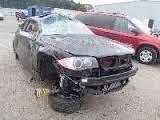 bmw 135i 2012 chocado partes refacciones yonke fr