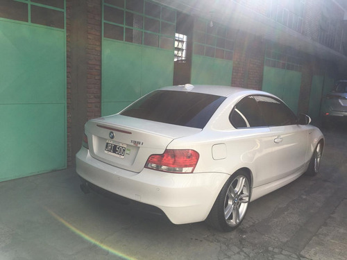 bmw 135i coupé  manual - impecable