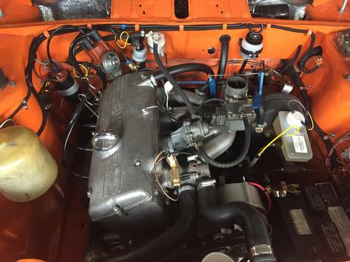 bmw 2002 - motor m10 - caja 5ta