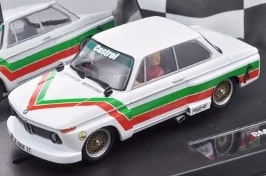 bmw 2002 tuner.carrera digital 132 slot cars . nuevo