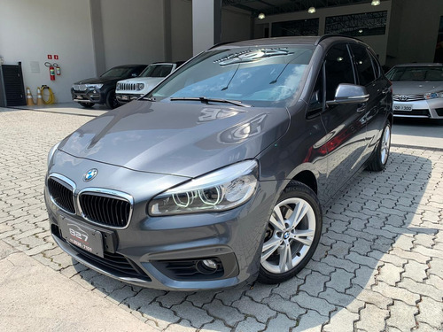 bmw 220i cat gp turbo activeflex aut 2017