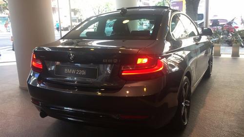 bmw 220i coupe 184 cv 2017 impactante