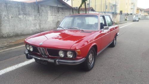 bmw 2800 1971 impecável e sem detalhes, oportunidade!!!