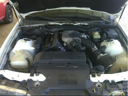 bmw 318 1997 sucata p peças motor caixa cambio mecânico