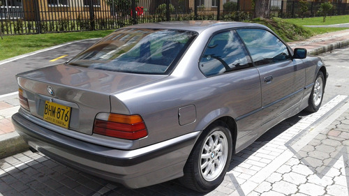 bmw 318 is coupe 1993