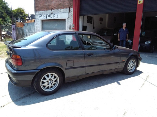 bmw 318 ti compact nafta 1998 todo original permuto
