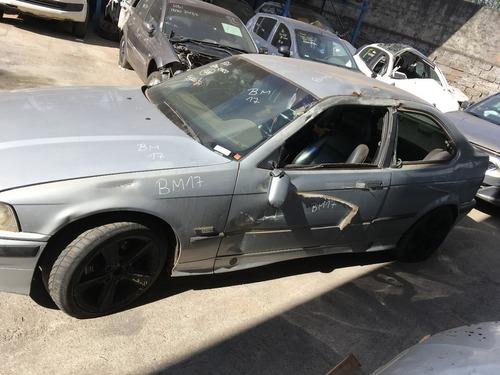 bmw 318i 1995 regino sucata retirada peças import multipeças