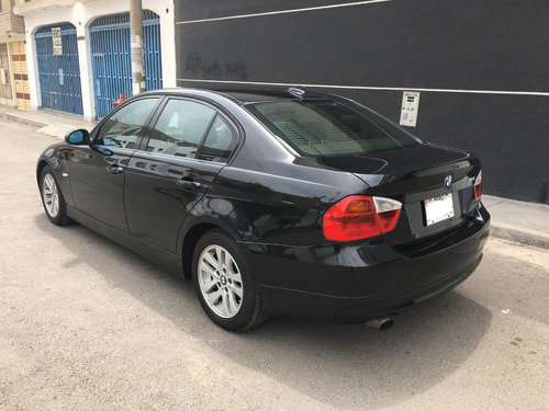 bmw 318i 2007 secuencial impecable full