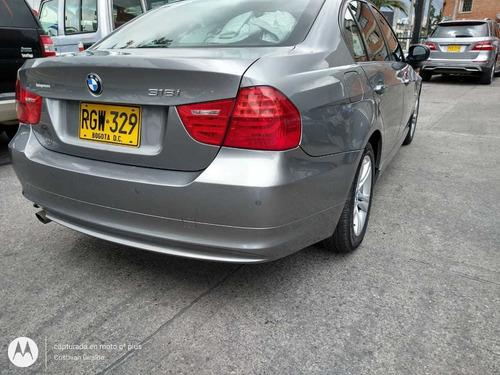 bmw 318i modelo 2011 km 57.000 muy bien cuidado