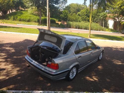 bmw 318isa 1.9 16v gasolina 4p manual