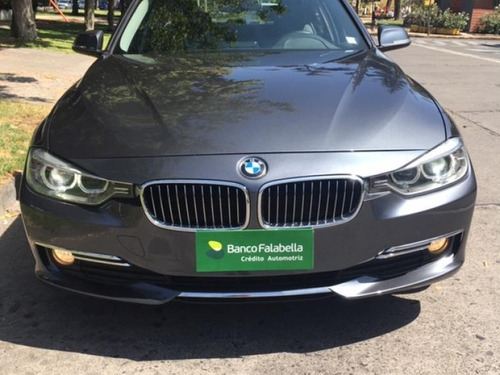 bmw 320 320d luxury aut 2013