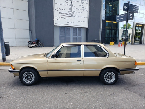 bmw 320 coupe 1981 impecable