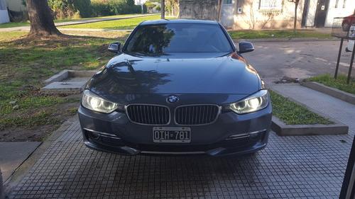 bmw 320 diesel luxury 7 camaras estacionamiento