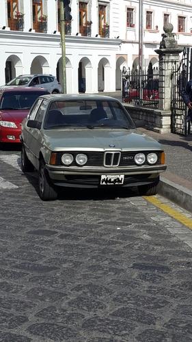 bmw 320 e21 4 cilindros 1977
