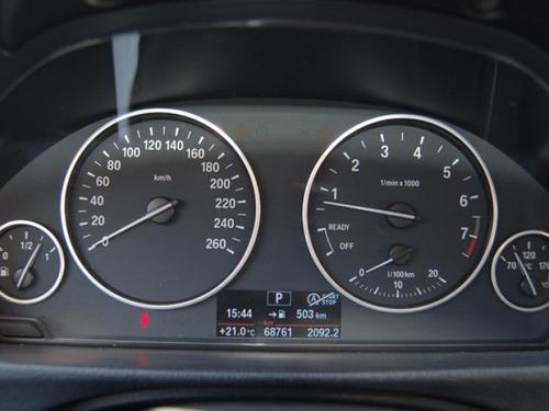 bmw 320 i 2.0 aut. 2013