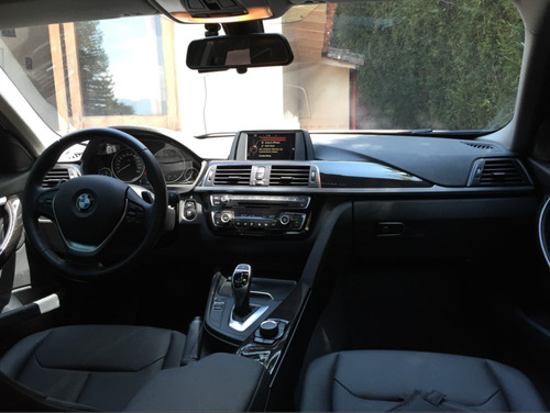 bmw 320 i luxury  - versión mas full 2016