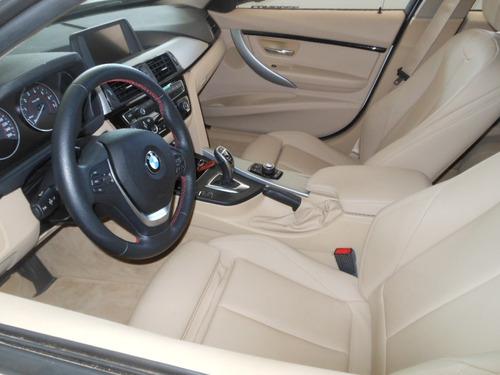 bmw 320i 2.0 16v sport turbo active flex automatico