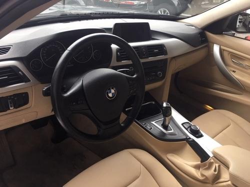 bmw 320i 2.0 16v turbo gasolina 4p automático 2013/2013