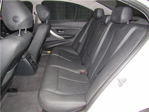bmw 320i 2.0 16v turbo gasolina 4p automático