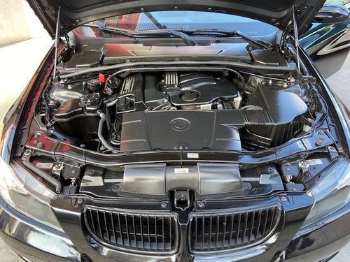 bmw 320i 2.0 com teto 4p automático blindada nova preta