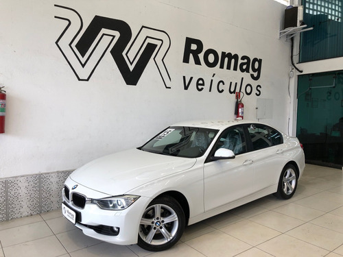 bmw 320i 2.0 gp 16v turbo active flex 4p automático