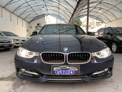 bmw 320i 2.0 sport gp 16v turbo gasolina 4p automático