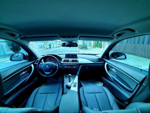 bmw 320i 2.0 turbo gp aut. 184 hp 2012/2013
