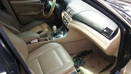 bmw 320i 2001 desvielado  transmision automatica partes