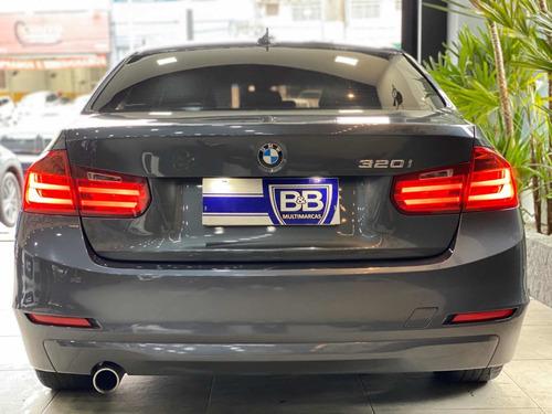 bmw 320i 2014 super nova com bancos em couro