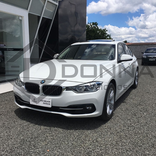 bmw 320i - 2016 / 2017 2.0 sport gp 16v turbo active flex 4p