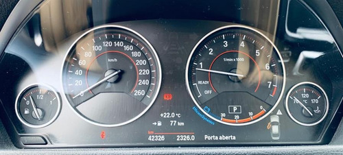 bmw 320i 320i sport active flex  flex automático