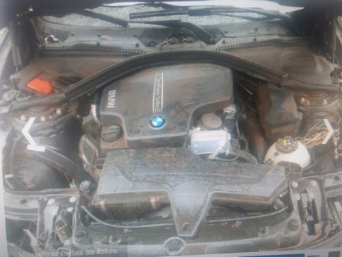 bmw 320i active flex 2.0 16v twin turbo sucata para peças